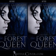 Artful-Cover_retouching-sample_Forest-Queen