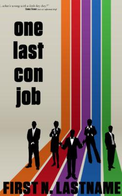 One Last Con Job $149