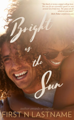 Bright as the Sun $149