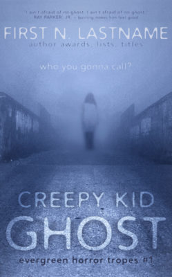 Creepy Kid Ghost $149