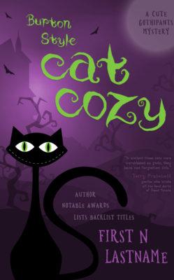 Burton Style Cat Cozy $199