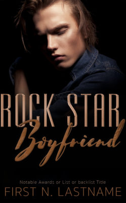Rock Star Boyfriend  $99