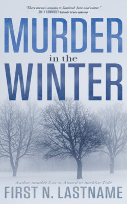 Murder in the Winter $99