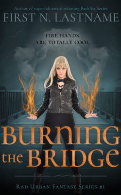 Burning the Bridge $149