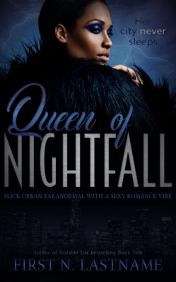 Queen of Nightfall $149