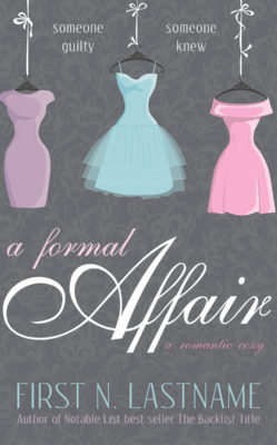 A Formal Affair $99